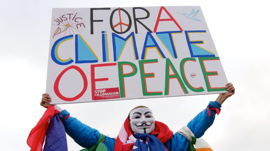 Degeneration, Regeneration & COP21