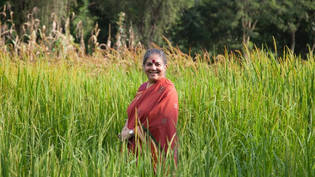 Vandana Shiva in Ojai #EarthDay2016